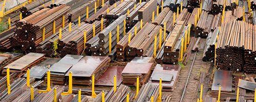 Поставка металла для деталей промышленного назначения